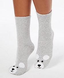 Charter Club Women's Critter Socks, Created for Macy's