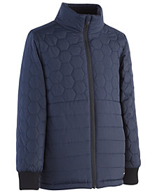 Calvin Klein Toddler Boys Hexaquilt Jacket