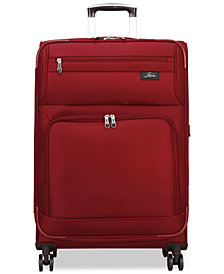 """Skyway Sigma 5 25"""" Softside Expandable Spinner Suitcase"""