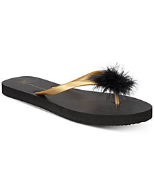 Receive a FREE pair of flip flops with any $50+ I.N.C. Intimate Apparel purchase, Created for Macy's
