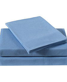 Truly Soft Solid Jersey Queen Sheet Set