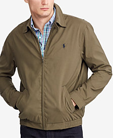 Polo Ralph Lauren Men's Bi-Swing Windbreaker