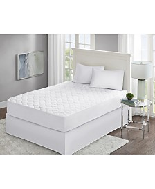CLOSEOUT! Premier Comfort Pinsonic Knit Queen Mattress Pad