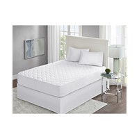 Deals on Beautyrest Premier Comfort Pinsonic Knit Queen Mattress Pad