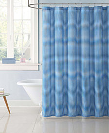 Laura Hart Kids Gingham Shower Curtain