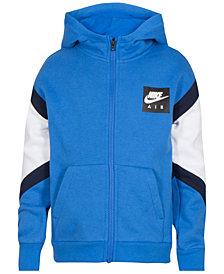 Nike Toddler Boys Colorblocked Zip-Up Hoodie