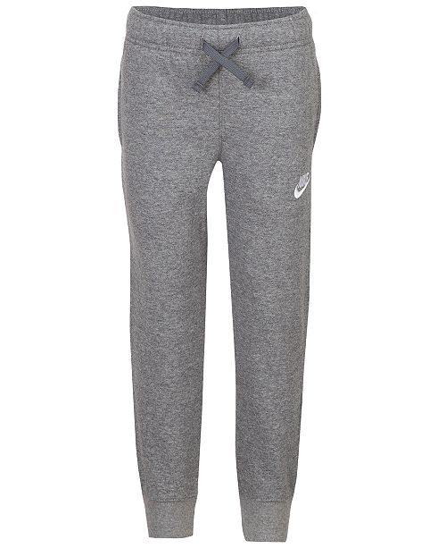 9a01d2400 Nike Toddler Boys Fleece Jogger Pants & Reviews - Leggings & Pants ...