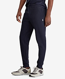 Men's Big & Tall Double-Knit Joggers Pants