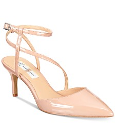 I.N.C. Lenii Evening Pumps, Created for Macy's