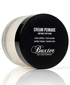 Cream Pomade, 2 oz.
