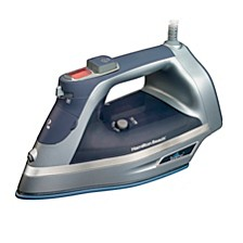 Hamilton Beach Digital Iron with Durathon Nonstick Soleplate