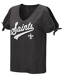 Touch by Alyssa Milano Women's New Orleans Saints First String T-Shirt