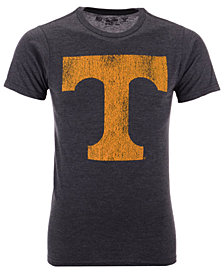 Retro Brand Men's Tennessee Volunteers Alt Logo Dual Blend T-Shirt
