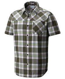 Columbia Men's Thompson Hill Plaid Shirt