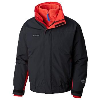 Columbia Men's Bugaboo Waterproof Fleece-Lined Jacket
