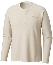 Columbia Men's Big & Tall Ketring Henley Shirt