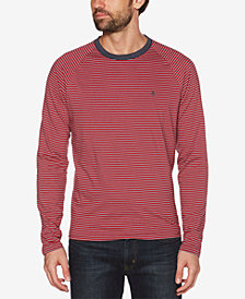 Original Penguin Men's Reversible Raglan-Sleeve T-Shirt