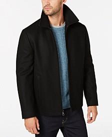 Men's Open Bottom Hipster Coat