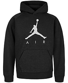 Jordan Big Boys Jumpman Fleece Hoodie