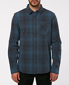 O'Neill Men's Easton Long Sleeve Flannel Shirt