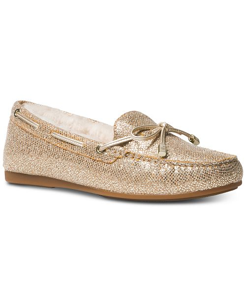 65ab818557e Michael Kors Sutton Shearling Lined Moccasins & Reviews - Flats ...