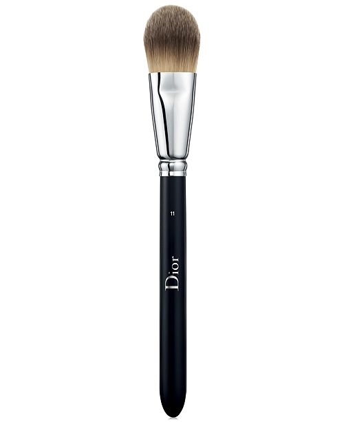 ab8fd95b15 Backstage Light Coverage Fluid Foundation Brush N°11