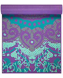 Gaiam 4MM Printed Yoga Mat