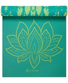 Gaiam 6mm Reversible Yoga Mat
