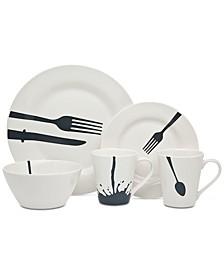 Acme 16-Pc. Dinnerware Set