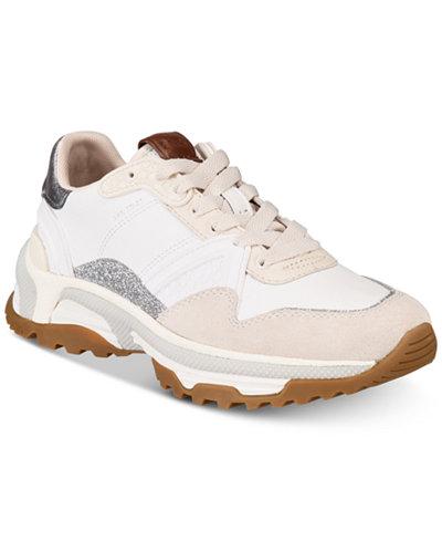 COACH C143 Runner Sneakers