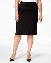 e83e61967 Plus Size Skirts for Women - Macy's
