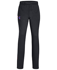 Under Armour Big Girls Novelty Track Pants