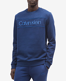 Calvin Klein Men's Logo Graphic Shirt