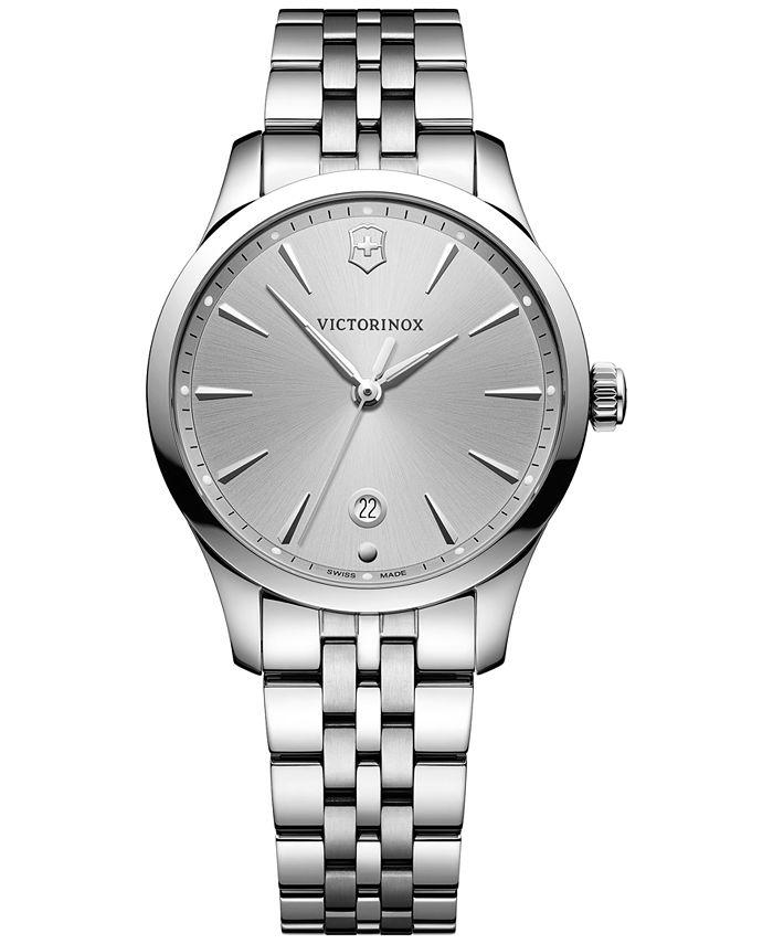 Victorinox Swiss Army - Women's Swiss Alliance Small Stainless Steel Bracelet Watch 35mm