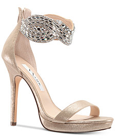 Nina Fayth Evening Sandals