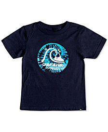 Quiksilver Little Boys Original Light Graphic Cotton T-Shirt