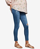 b0ca6d5dd5d4f AG Jeans Maternity Clothes For The Stylish Mom - Macy s
