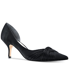 da6858a7a733 Nina Blakely Evening Pumps