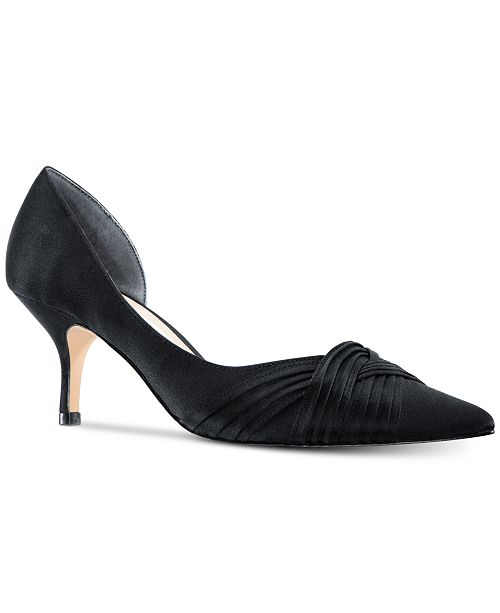 Nina Blakely Evening Pumps