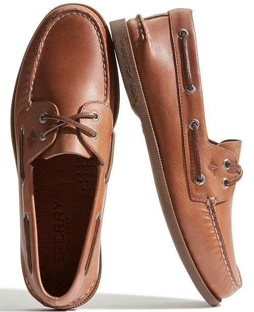 6f2243a5f1e9 Sperry Men s Authentic Original A O Boat Shoe   Reviews - All Men s ...