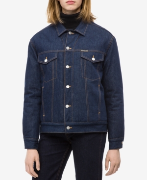 Calvin Klein Jeans Cotton Denim Jacket
