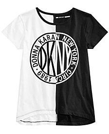 DKNY Big Girls Colorblocked T-Shirt