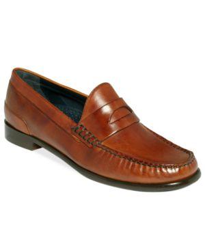 Cole Haan Women's Laurel Penny Loafers Women's Shoes, $150.0