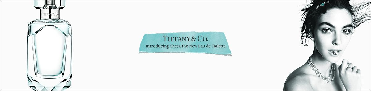 Tiffany and co, Introducing Sheer, the New Eau de Toilette
