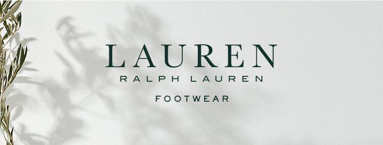 Lauren Ralph Lauren, Footwear