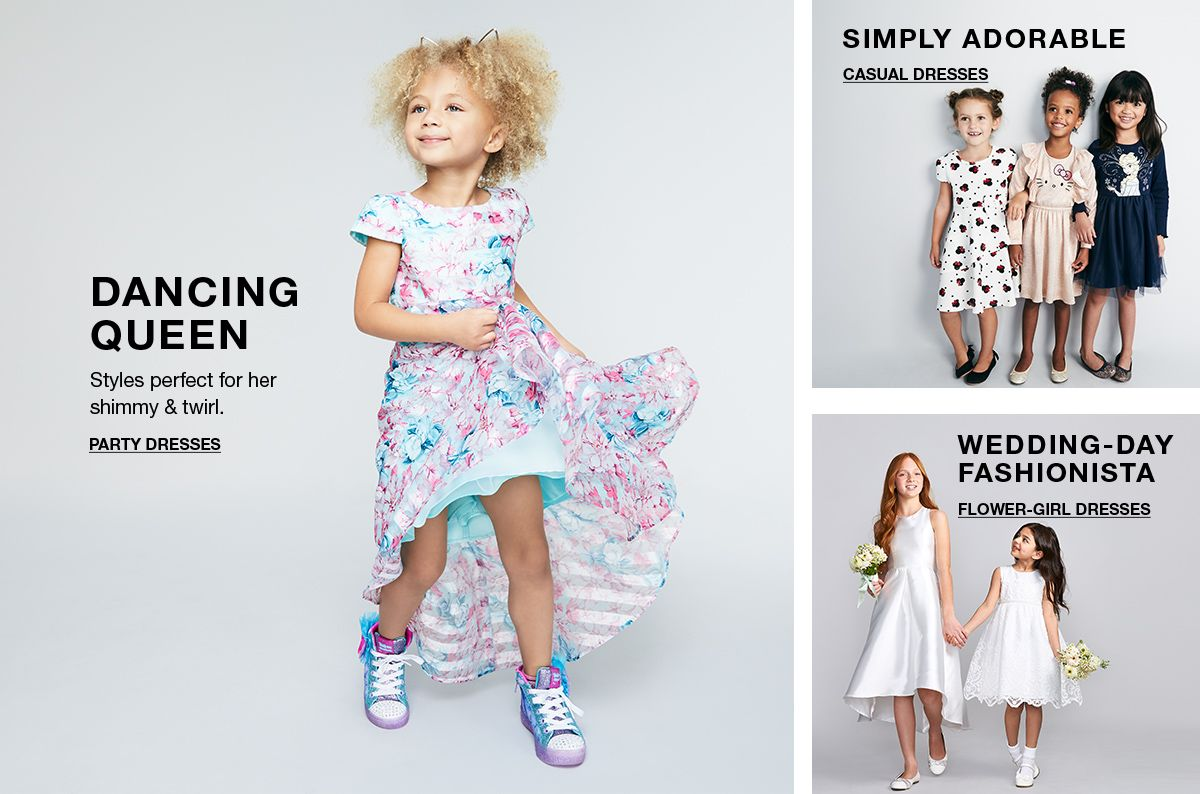 Dancing Queen, Party Dresses, Simply Adorable, Casual Dresses, Wedding-Day Fashionista, Flower-Girl Dresses