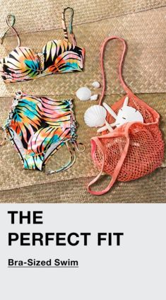 The Perfect Fit, Bra-Sized Swim