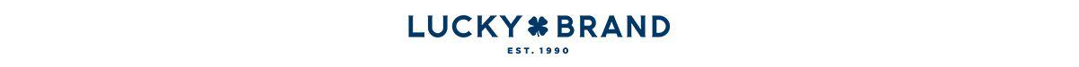 Lucky Brand, EST. 1990
