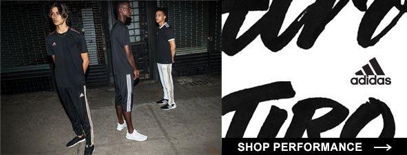 Adidas, Shop Performance