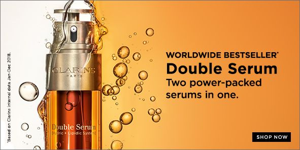 Worldwide Bestseller, Double Serum Two power-packed serums in one